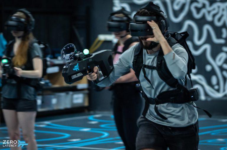 Zero Latency reabre sus centros para ofrecer las mejores experiencias en Realidad Virtual