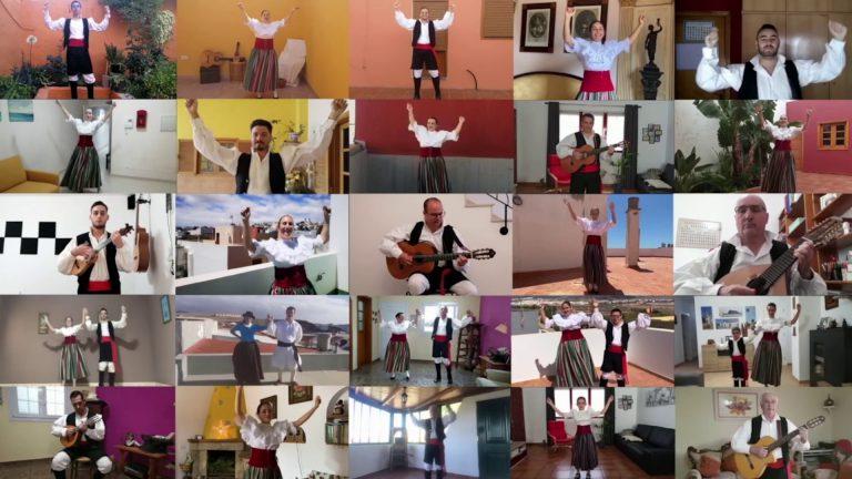 Finaliza la edición virtual del Festival Internacional de Folklore de la Villa de Ingenio