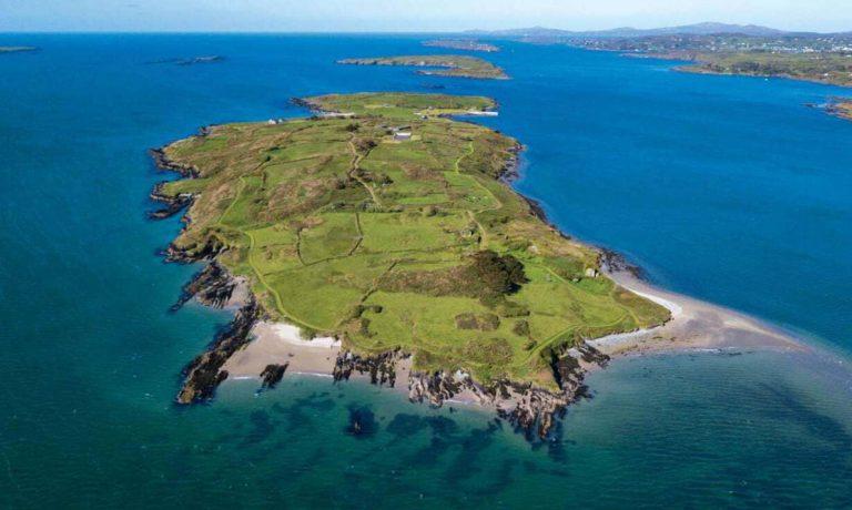 Venden una isla irlandesa por 5,5 millones de euros