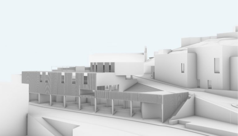 El Cabildo saca a licitación la construcción del edificio de viviendas y vivero de empresas de Tijarafe