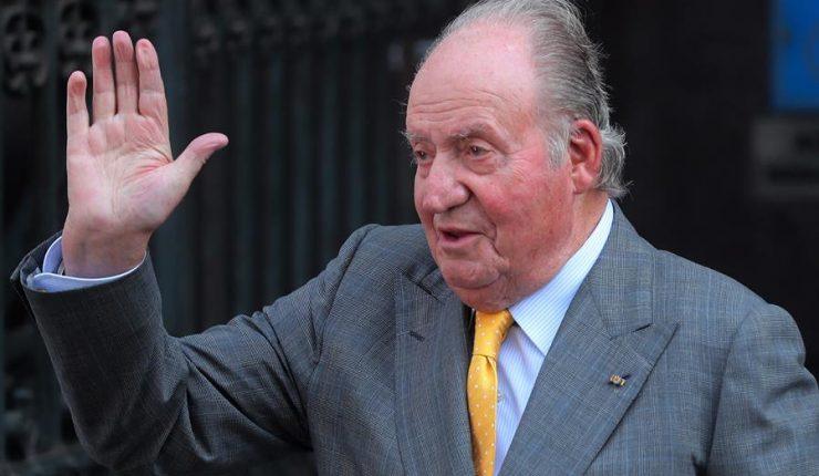 Casa Real: detalles que revelan la llegada de el Rey Juan Carlos I a Emiratos