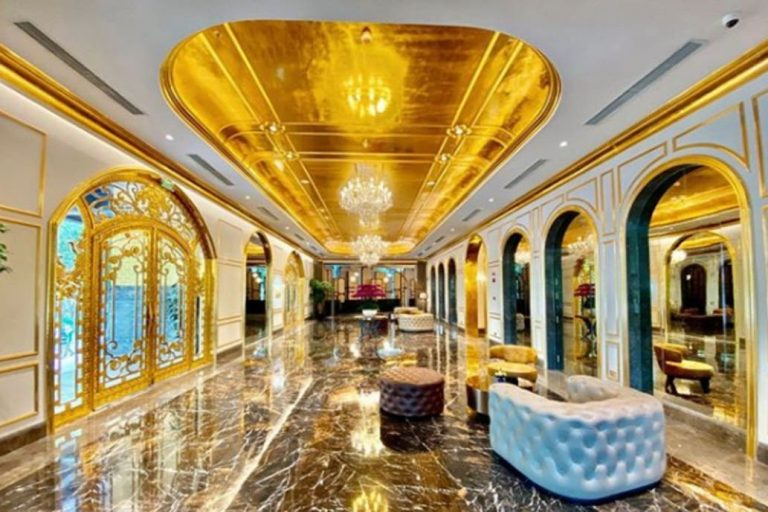 Dolce Hanoi Golden Lake: El hotel donde todo lo que reluce… es oro de verdad