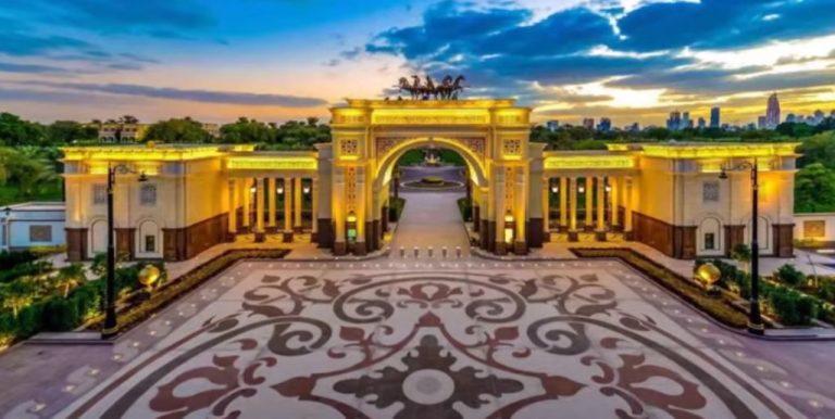 Las casas más lujosas de jeques y sultanes