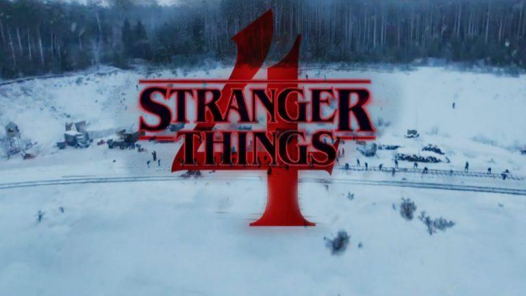 Todo lo que ya sabemos de Stranger Things 4
