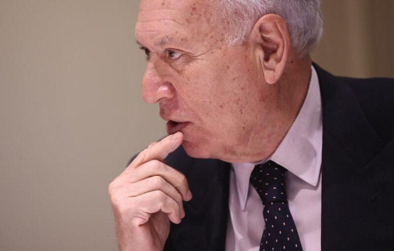 """Margallo, tras el relevo de Álvarez de Toledo: """"El grupo parlamentario está al servicio del partido y no al revés"""""""