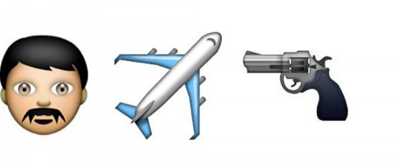 Hombre, avión y pistola: Adivina la serie según los objetos
