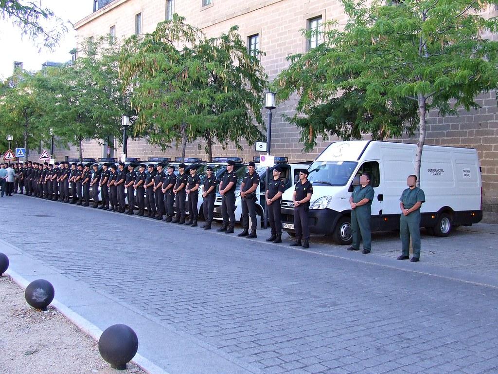 Qué es el grs de la guardia civil