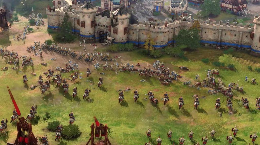 Todos los detalles de Age of Empires IV, el videojuego de éxito de Microsoft