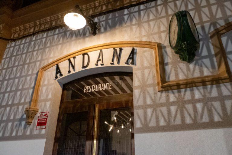 Andana, el nuevo restaurante de Maca de Castro en Palma de Mallorca