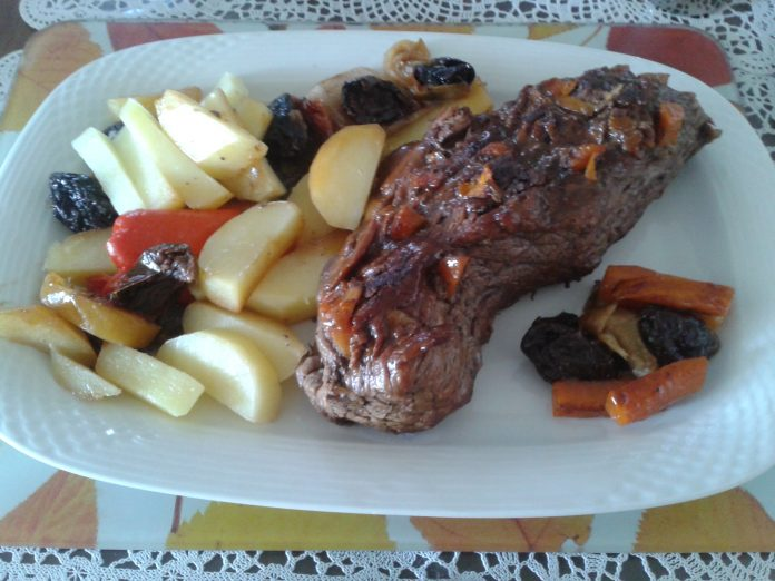 ¿Qué es la carne mechada?