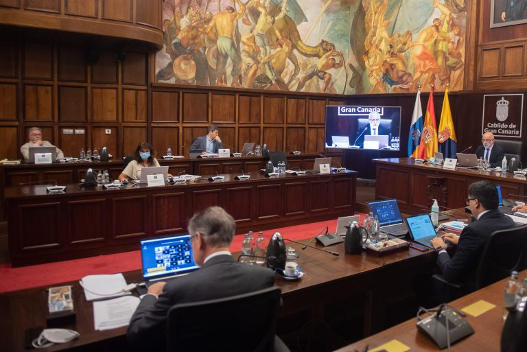 El Cabildo de Gran Canaria pone en marcha el Instituto del Patrimonio Mundial y la Reserva de la Biosfera para su gestión eficaz y participativa