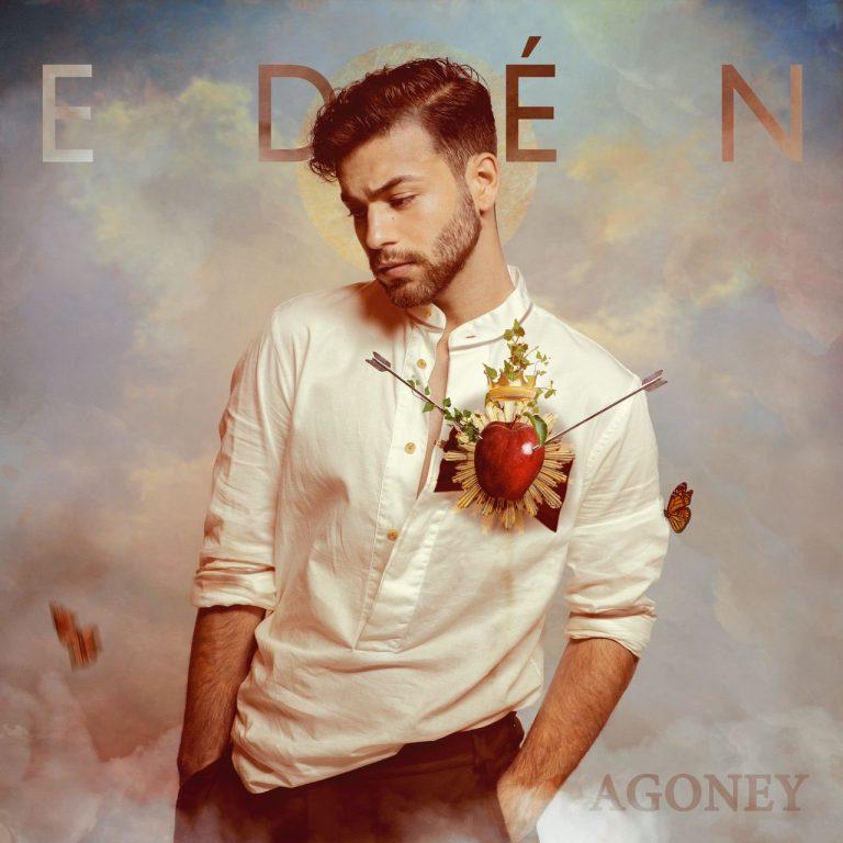 Agoney estrena Edén: portada, fecha de salida y lo que encontrarás