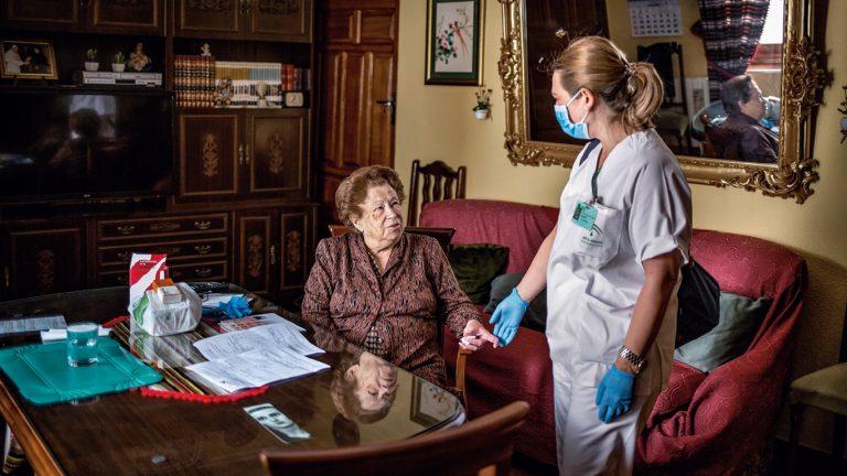 El Instituto Coordenadas prevé la asistencia profesionalizada a domicilio ante la pandemia