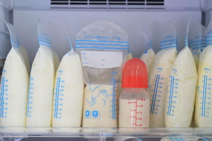 La leche materna podría ayudar a curar el Covid-19