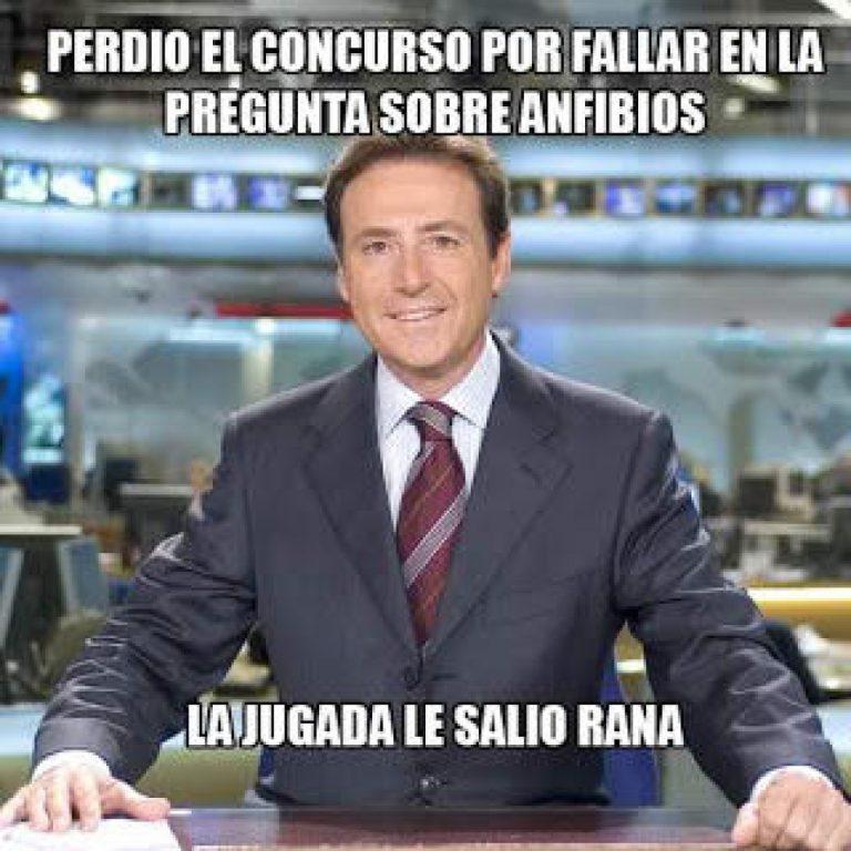 Los mejores 'chistacos' que ha lanzado Matías Prats en las noticias