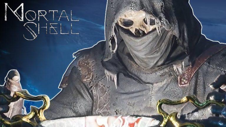 Mortal Shell: Una gran idea de SoulsLike que falla en algunos puntos