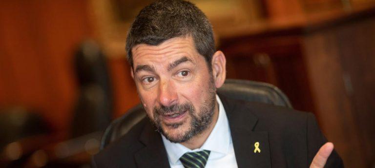 Presidente de Cámara de Barcelona pide las elecciones catalanas en 2021