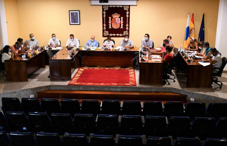 Mogán solicita al Cabildo municipalizar los accesos a Arguineguín desde laGC-1 y la GC-500