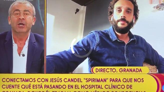 Jesús Candel, Spiriman, de 'cazador' a cazado por el cáncer