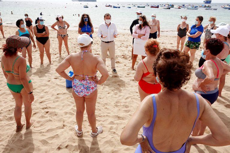 El Ayuntamiento potencia las actividades de verano para los mayores del municipio
