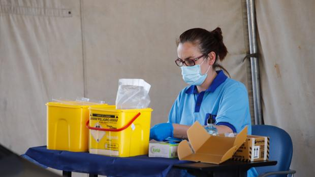 Andalucía registró un total de dos muertes y 526 nuevos casos de Covid-19