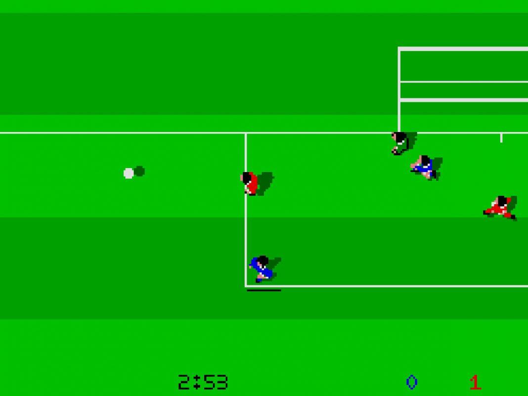 videojuego match day