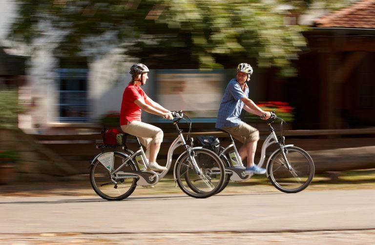 Así puedes tener una bicicleta eléctrica: por suscripción, con mantenimiento y sustitución