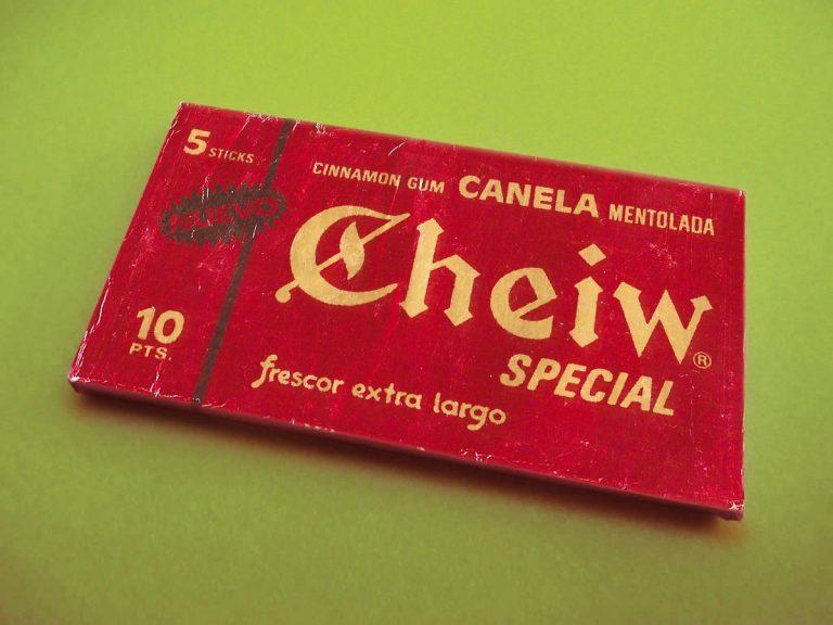 Cheiw, Bubbaloo, Bang Bang y otras marcas de chicles que nos volvían locos