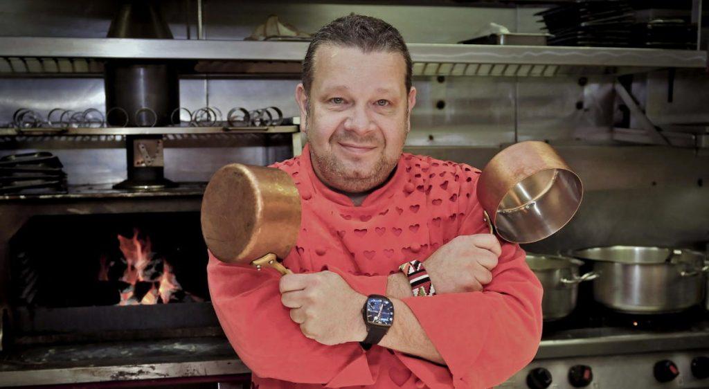 chicote cocina