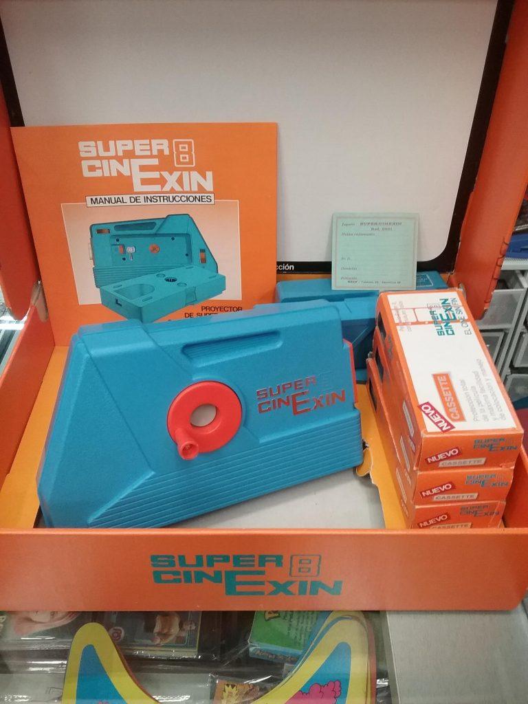 Cinexin y otros juguetes vintage que hoy puedes vender por una pasta
