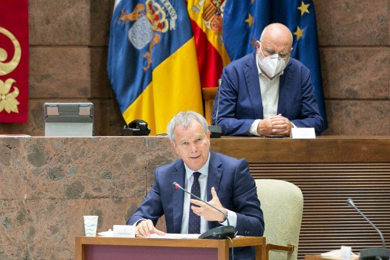 El Plan de Viviendas inicia el trámite parlamentario con el objetivo de combatir la emergencia habitacional e impulsar la reactivación económica de Canarias