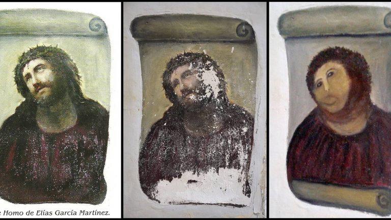 Obras maestras que al restaurarlas dan ganas de llorar