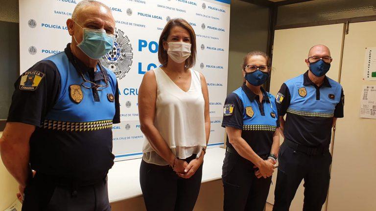 El Ayuntamiento garantiza el material de protección para la Policía Local hasta 2021