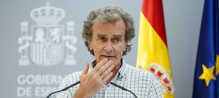 Fernando Simón afirmó que prevenir coronavirus en las escuelas requiere de inversión