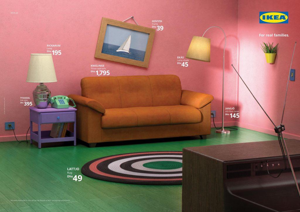 La ingeniosa campaña de IKEA utilizando a los personajes de Animal Crossing: New Horizons