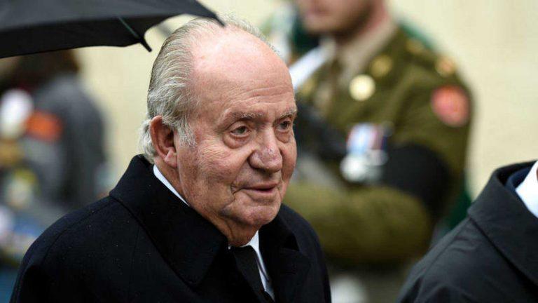 Rey Juan Carlos, miedo al destierro