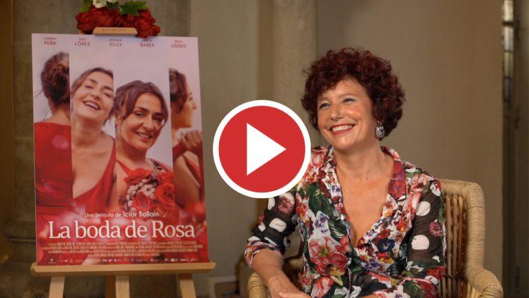 """""""La boda de Rosa"""", la nueva película de Iciar Bollaín"""