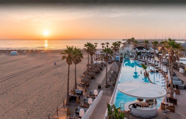 Los 10 mejores beach club de España