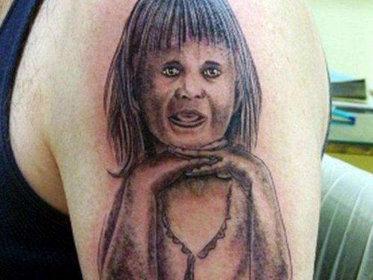Los 15 tatuajes más delirantes y espantosos del mundo