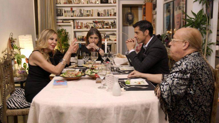 Los famosos que estarán en 'Ven a cenar conmigo: Gourmet edition'