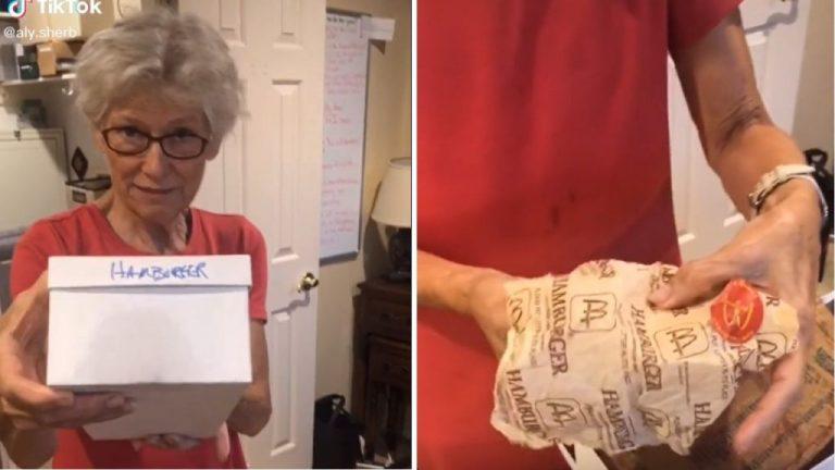 Qué pasa si dejas una hamburguesa de McDonald's guardada durante 25 años o más