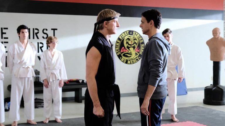 Todos los detalles de Cobra Kai, la serie que resucita a Karate Kid en Netflix