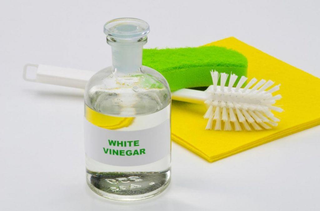 vinagre blanco para la ropa