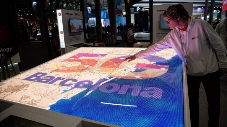 Orange lanza su red 5G en Madrid, Barcelona, Valencia, Sevilla y Málaga