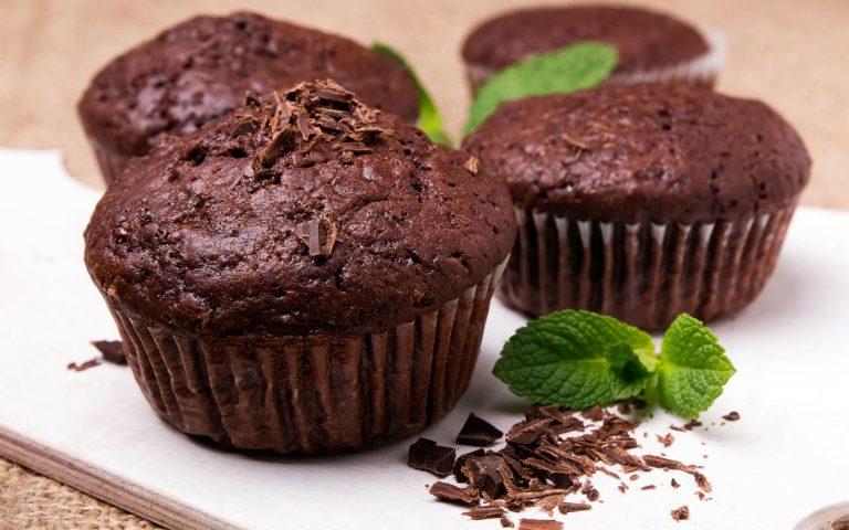 Cómo hacer muffins en el microondas en menos de 15 minutos