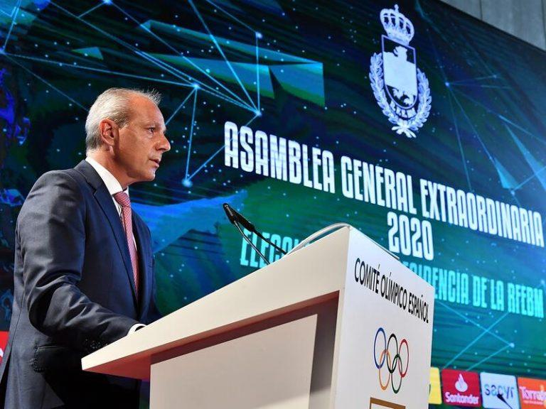 RFEBM tiende la mano para negociar un aplazamiento del inicio de la Liga Sacyr Asobal
