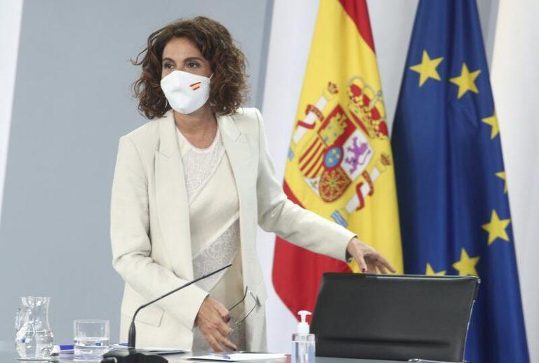 "Montero destaca ""aceleración"" de contagios"