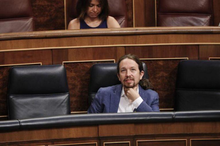 """Iglesias insiste en """"la mayoría de la investidura"""" para los PGE y ve """"muy difícil"""" pactar con Cs"""