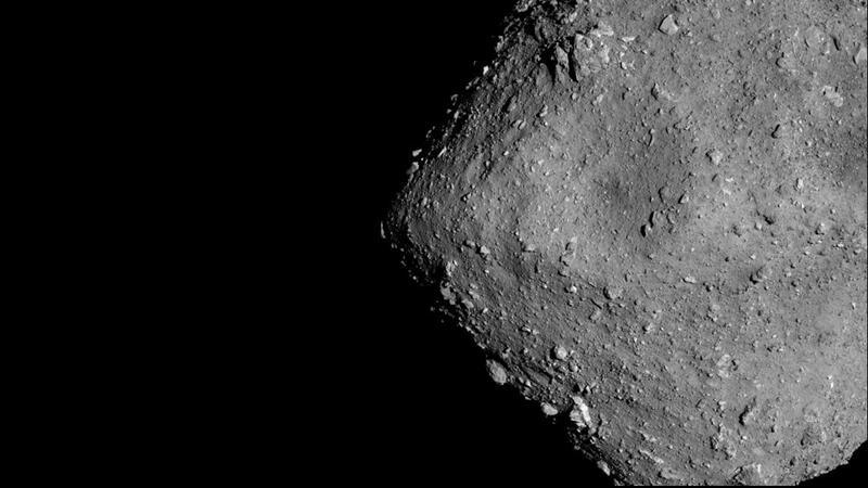El asteroide Ryugu nació de la posible destrucción de un asteroide más grande
