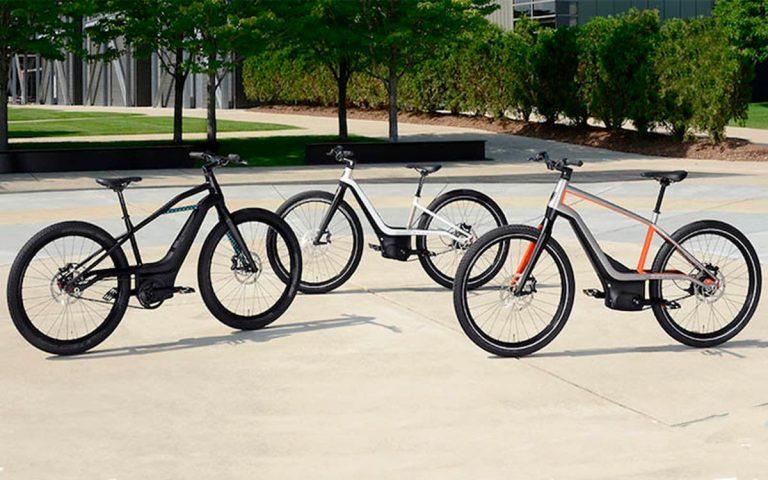 Así son las bicicletas eléctricas de Harley-Davidson